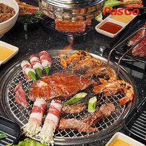 668 BBQ & hotpot - Lê Văn Lương