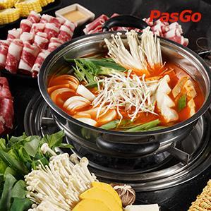 668 BBQ & hotpot -  Trần Thánh Tông