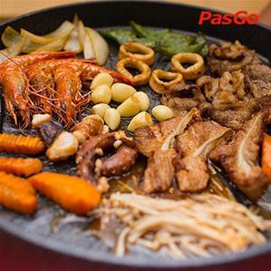 Asian BBQ & Hotpot - Mipec Long Biên