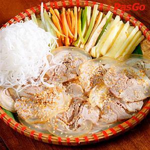 Bò Tơ Quán Mộc - Hoàng Quốc Việt