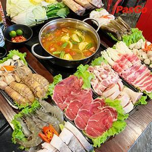 Buffet Lẩu TacaTaca - Nguyễn Khoái
