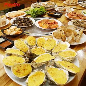 Buffet Sapasa - Seafood BBQ & Hotpot - Nguyễn Huy Tưởng