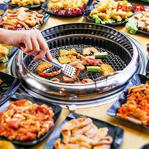 GOPchain – Quán thịt nướng & lẩu Hàn Quốc – Nguyễn Khuyến