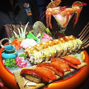 Hadu.Sushi - Xã Đàn