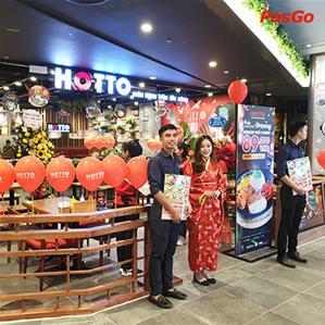 Hotto - Aeon Mall Hà Đông
