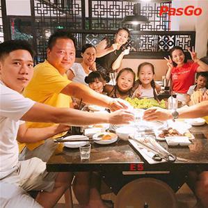 King BBQ Buffet - Hàm Nghi