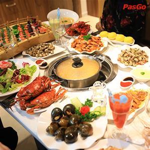 Master Buffet BBQ & Seafood - Thái Hà