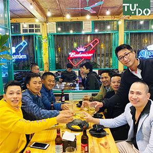 Quán Nhậu Tự Do - Nguyễn Bỉnh Khiêm