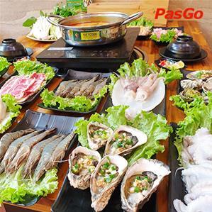 Sapasa - Buffet Lẩu & Nướng - Nguyễn Huy Tưởng