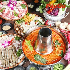 Thái BBQ - Times City