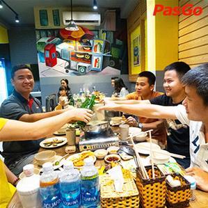 Thai Deli - Buffet Lẩu Thái - Hàm Nghi