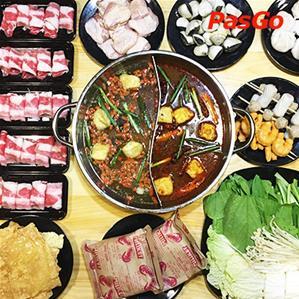 Yixin - Lẩu Hồng Kông - Láng Hạ